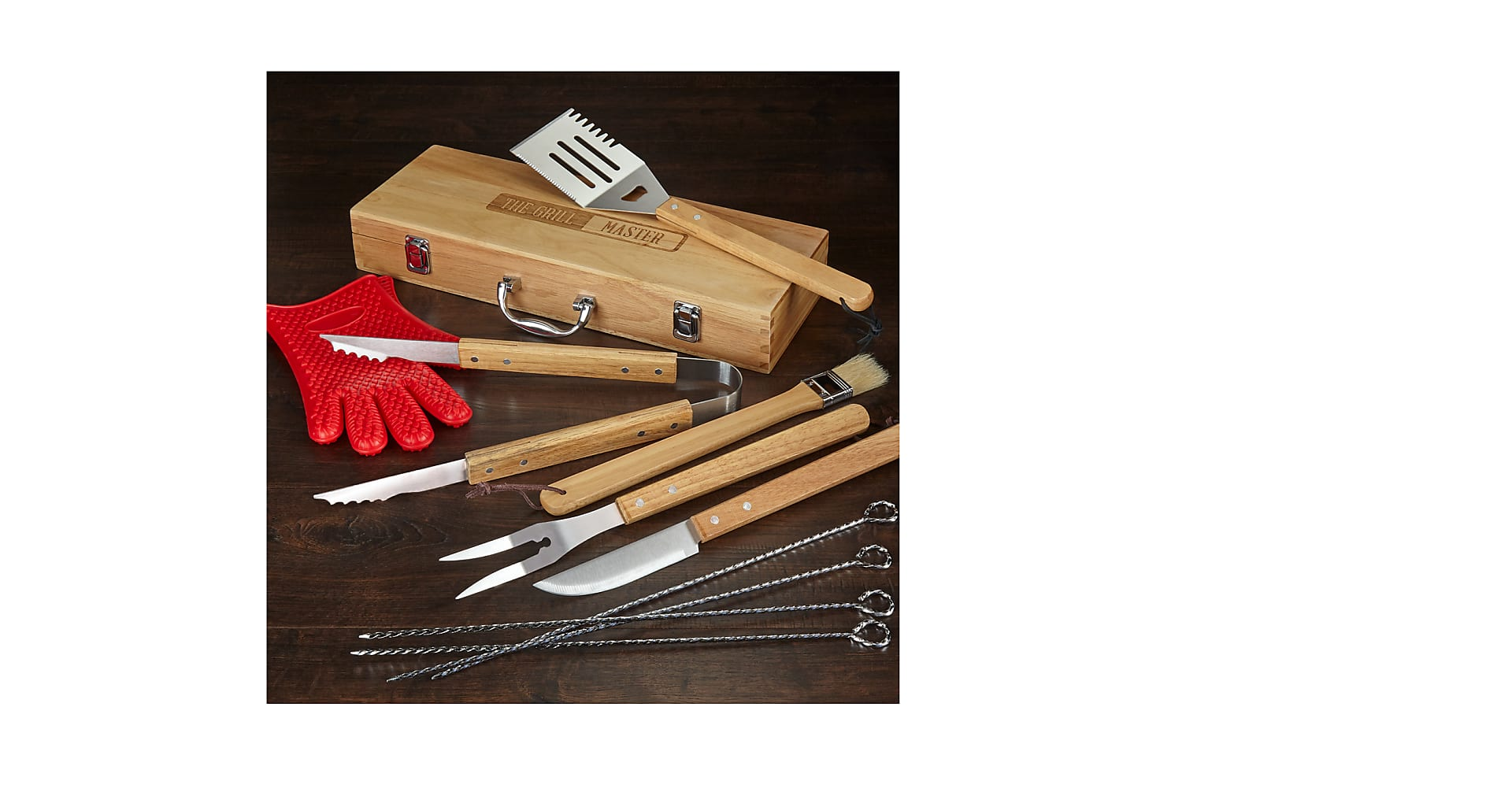 Grill Master Barbeque Tool Set - Image 3 Of 3