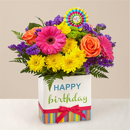 Birthday Flowers Delivery Shop Happy Birthday Bouquets Online Ftd