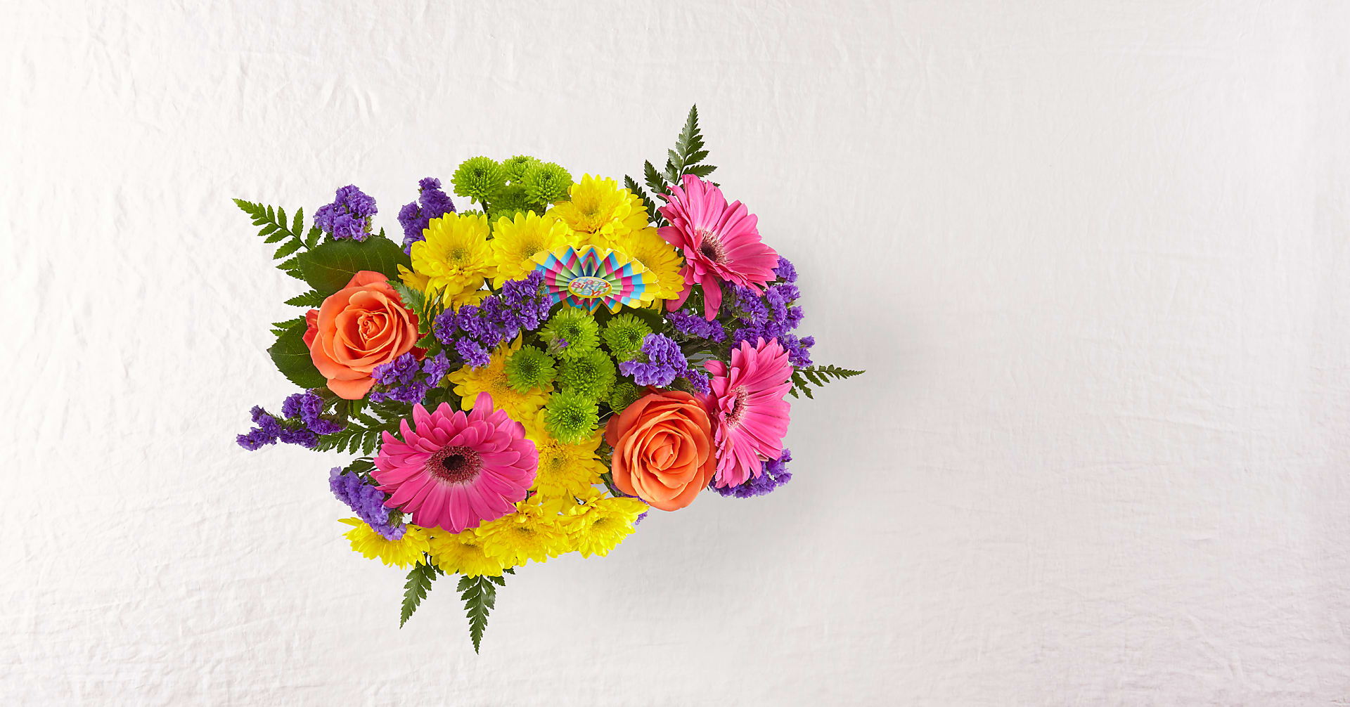 Birthday Brights Bouquet - Image 2 Of 4