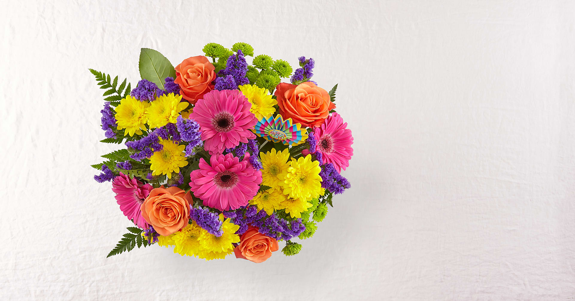 Birthday Brights™ Bouquet - Image 2 Of 6