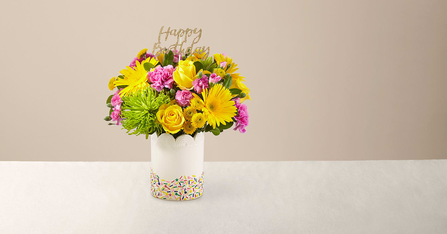 Birthday Sprinkles Bouquet - Image 1 Of 5