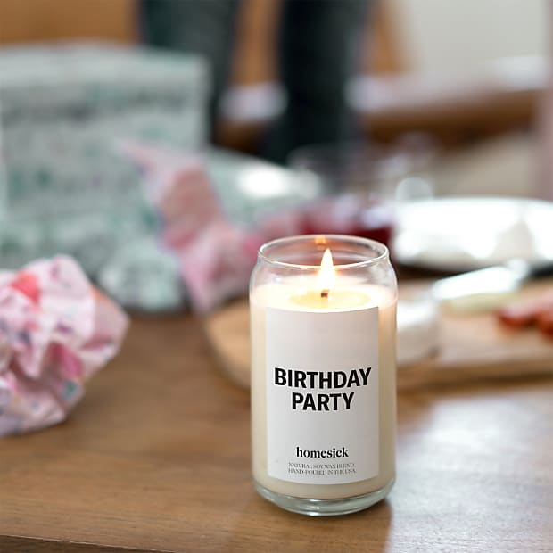 Birthday Party Homesick® Candle - Image 4 Of 4