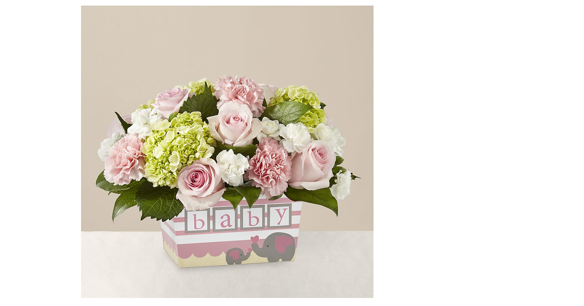 Darling Baby Girl Bouquet - Image 1 Of 3