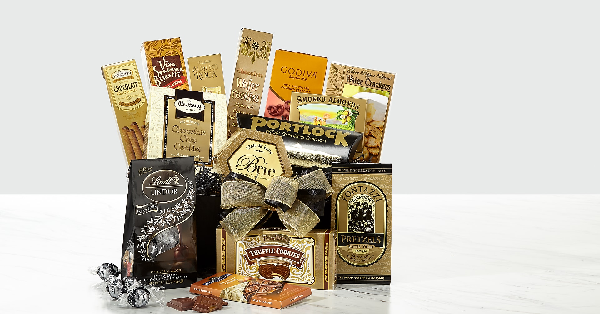 Fine and Fancy Gourmet Gift Box - Image 2 Of 3