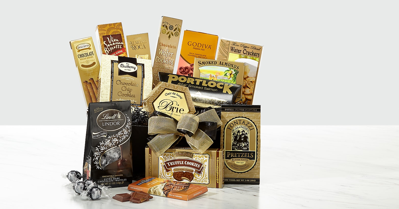 Fine and Fancy Gourmet Gift Box - Image 2 Of 2