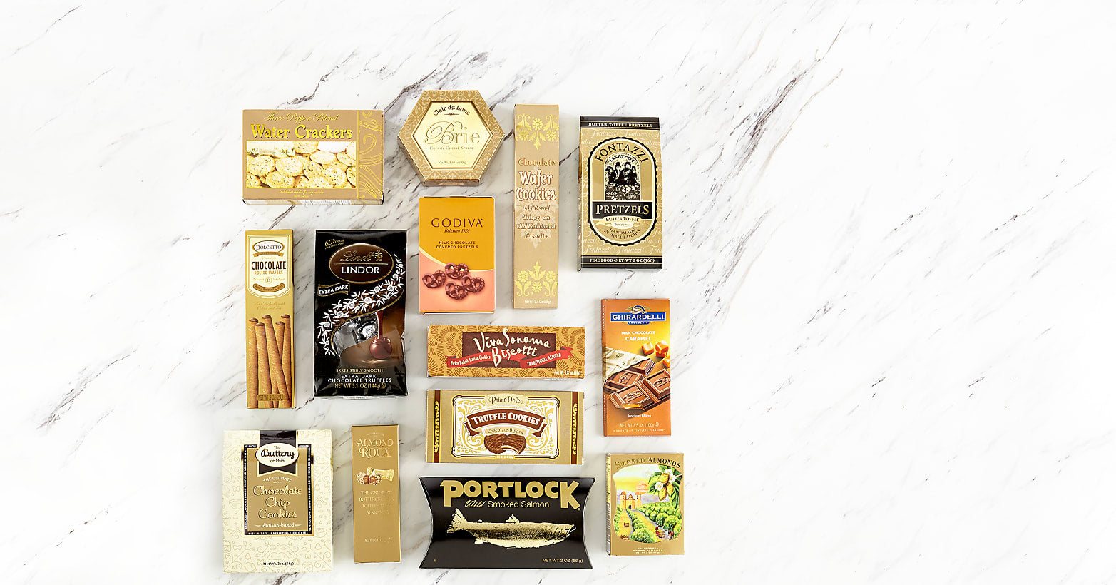Fine and Fancy Gourmet Gift Box - Image 3 Of 3