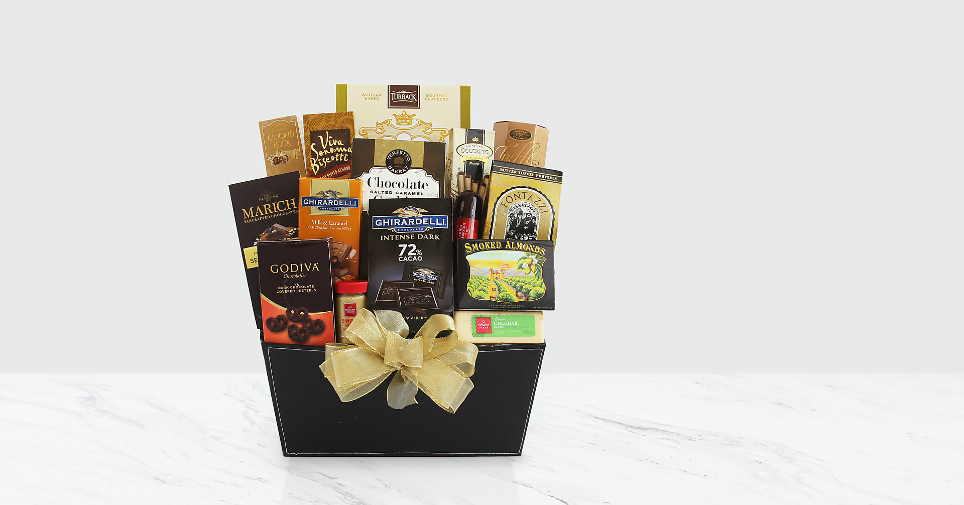 Fine and Fancy Gourmet Gift Box