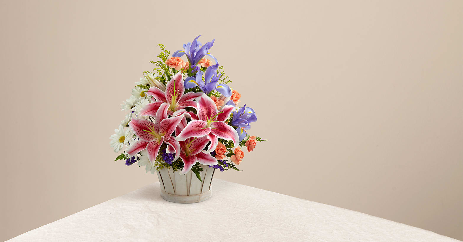 The Wondrous Nature Bouquet - Image 1 Of 3