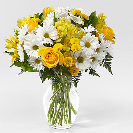 Yellow Flowers Delivery Send Yellow Flower Arrangements