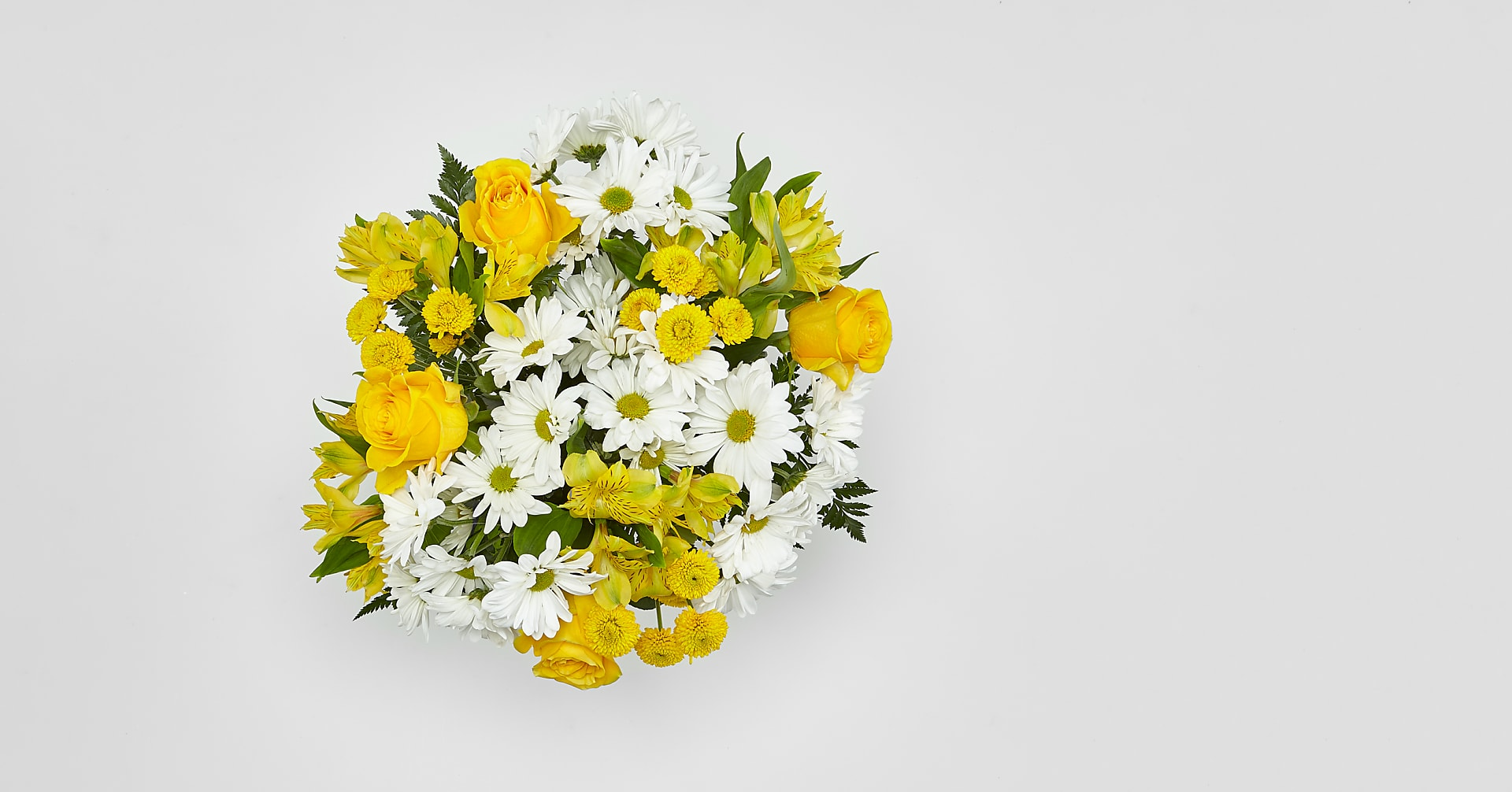 Sunny Sentiments Bouquet - Image 2 Of 2