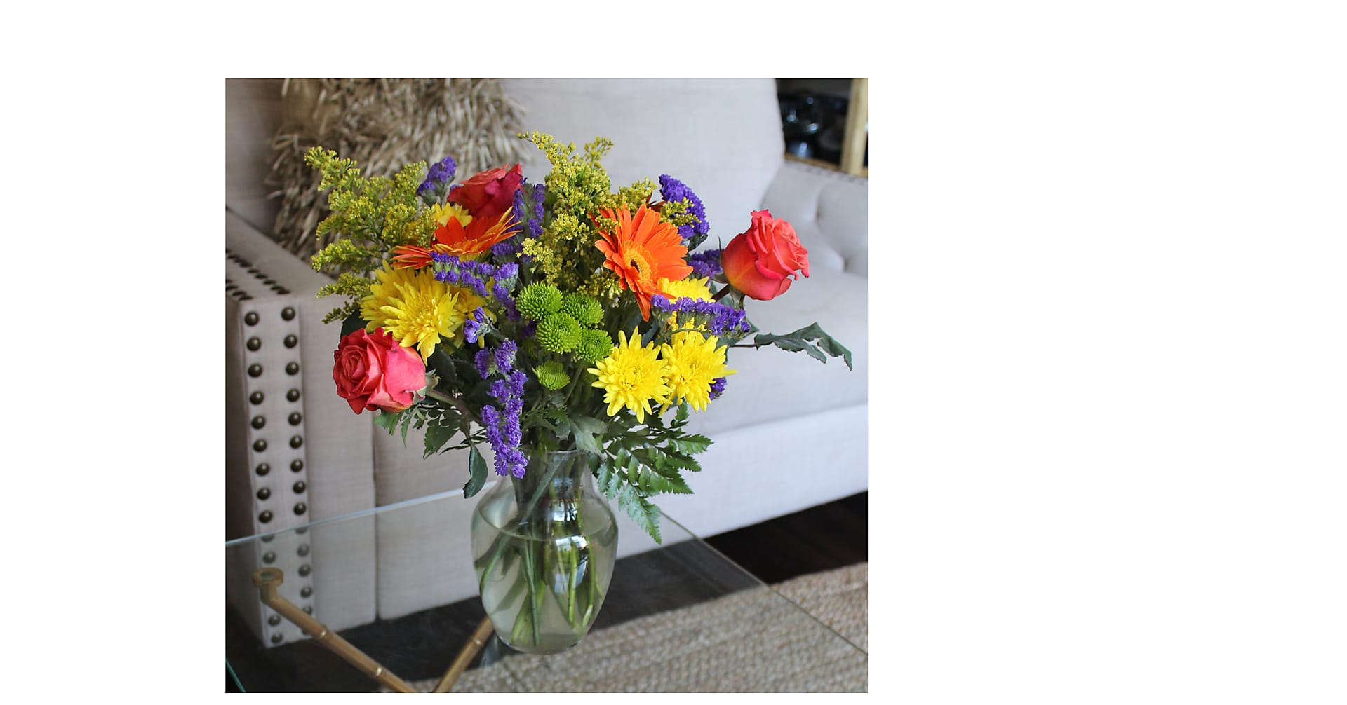Marmalade Skies Bouquet - Image 3 Of 4