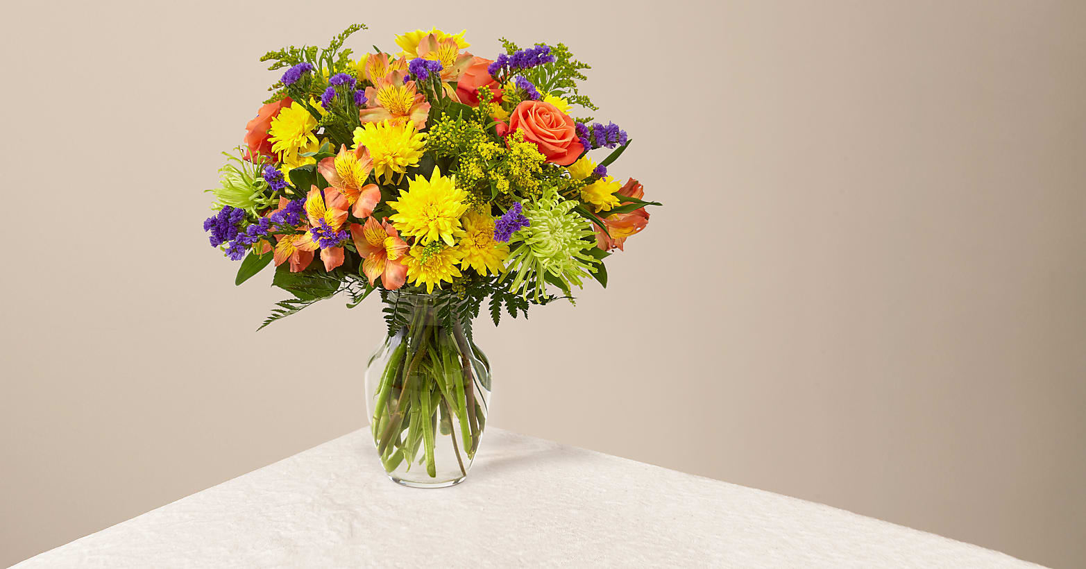 Marmalade Skies Bouquet - Image 1 Of 2