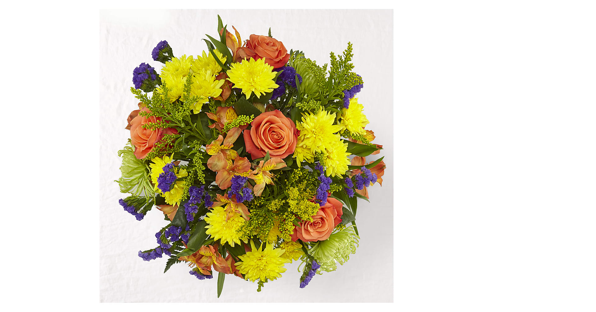 Marmalade Skies Bouquet - Image 4 Of 4
