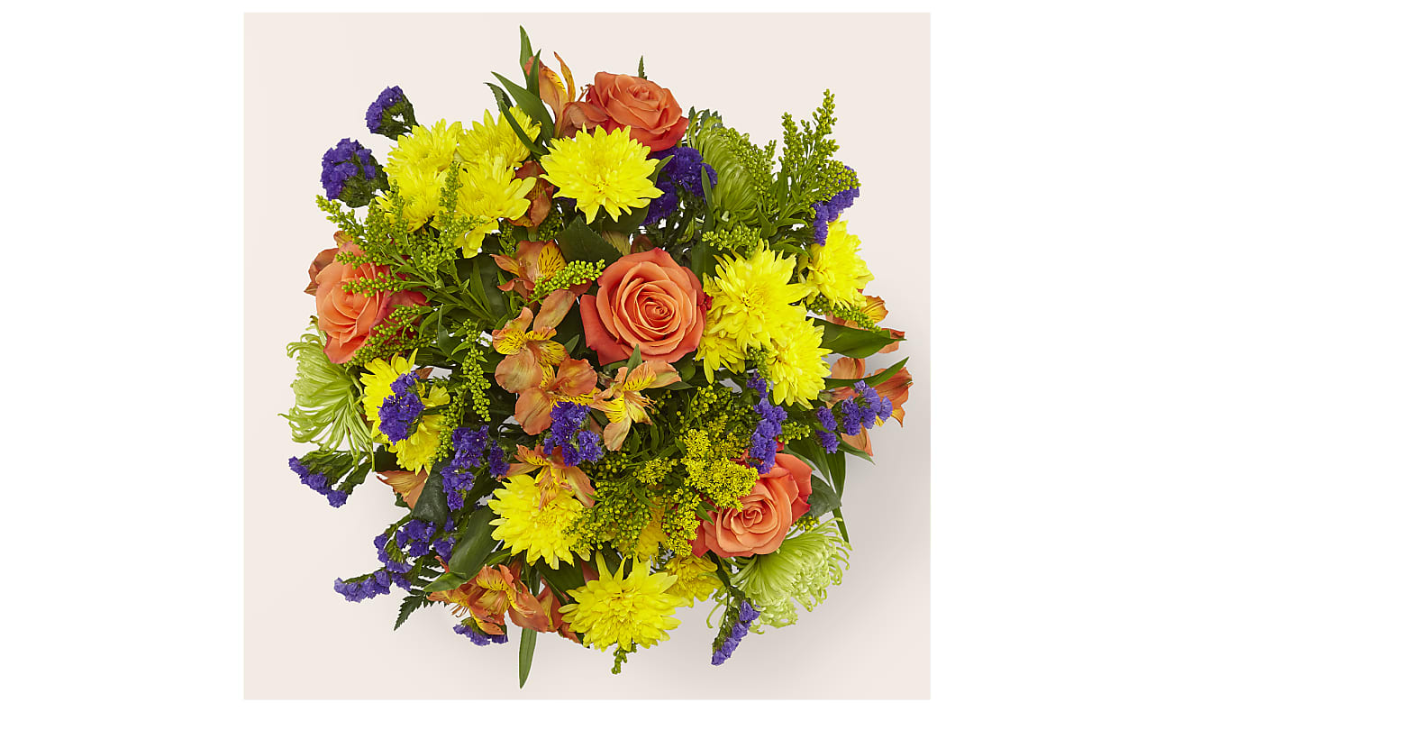 Marmalade Skies Bouquet - Image 2 Of 2