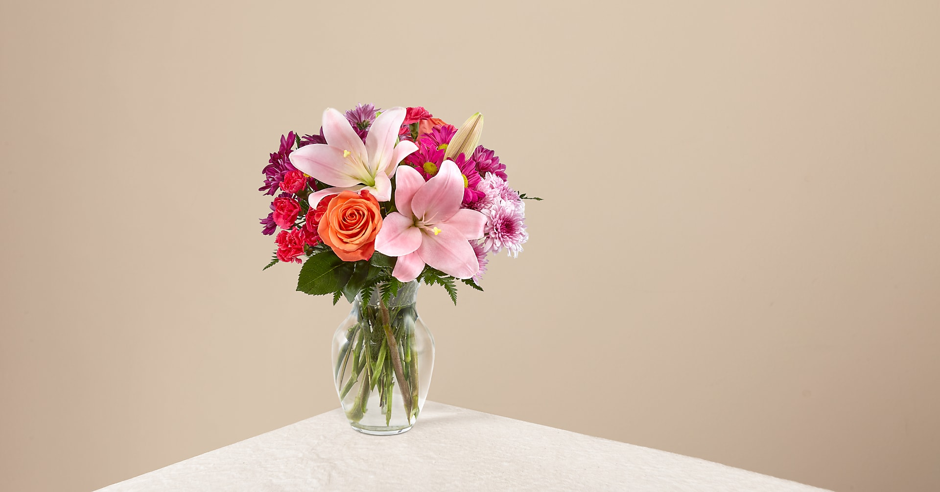 Light of My Life Bouquet - Image 1 Of 5
