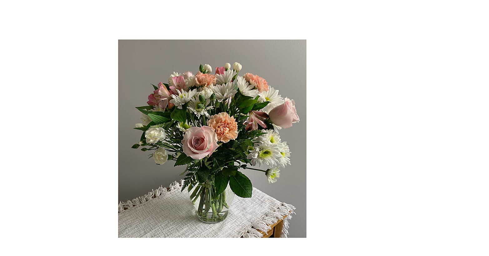 Blush Crush Bouquet - Image 4 Of 4