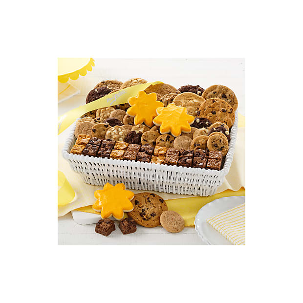 Mrs. Fields® Medium Sunshine Basket