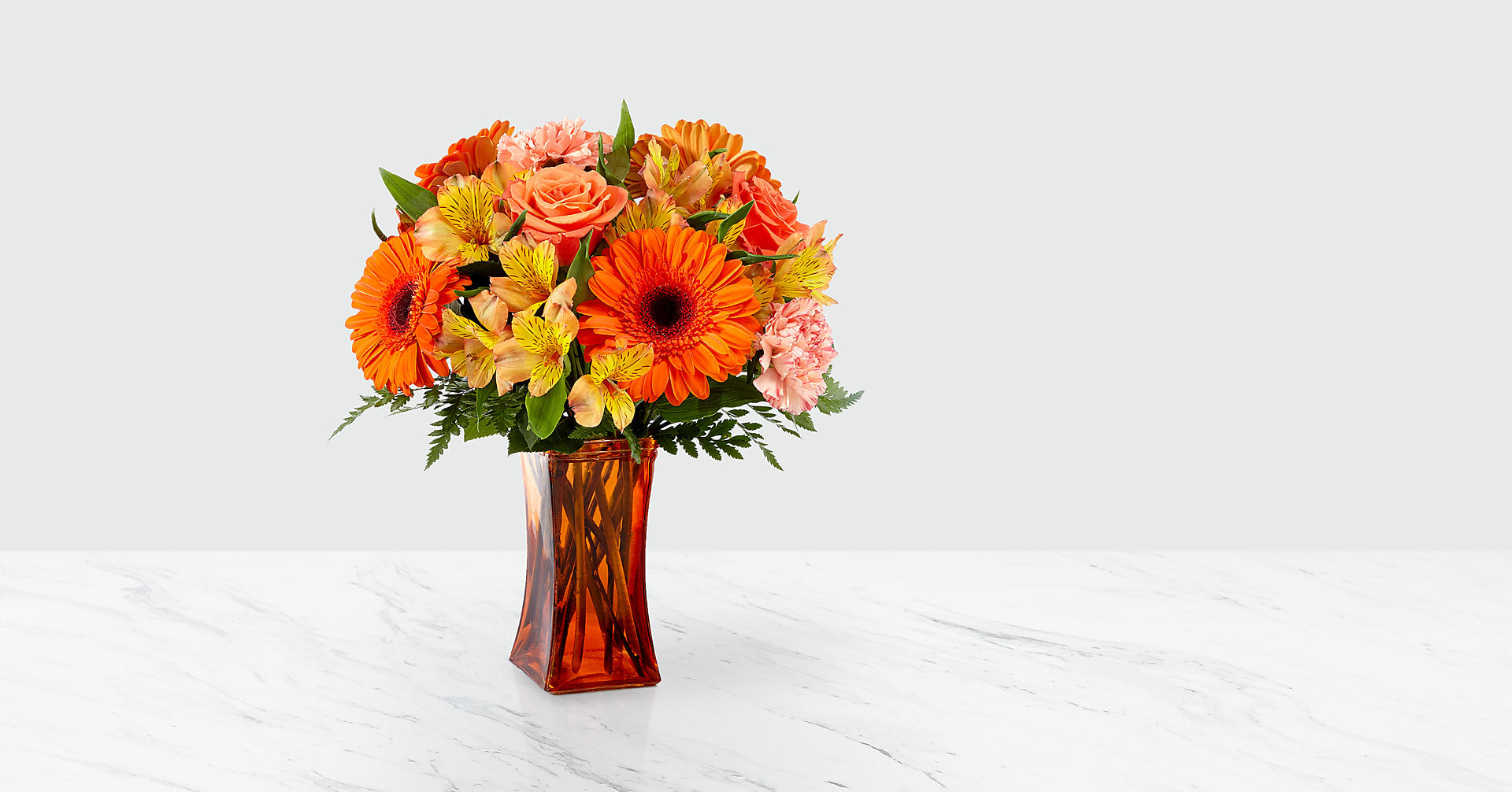 Orange Essence™ Bouquet - Image 1 Of 2