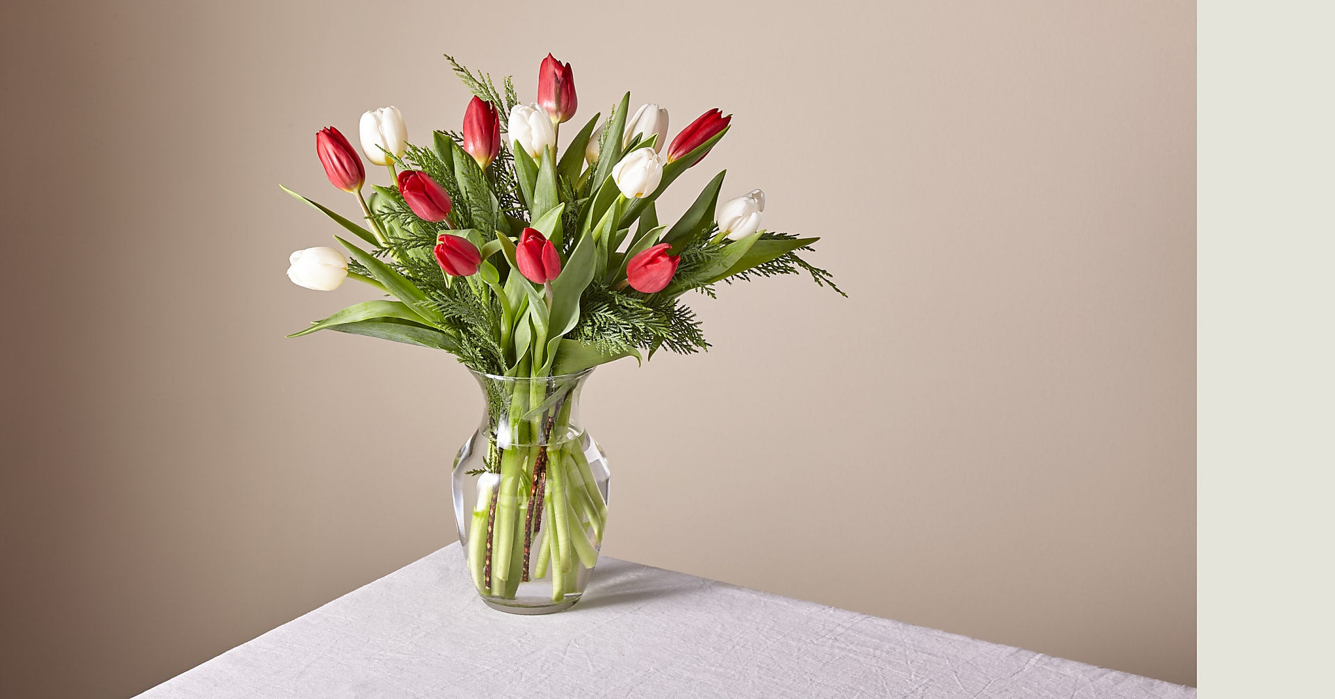 New Traditions Tulip Bouquet - Image 1 Of 3