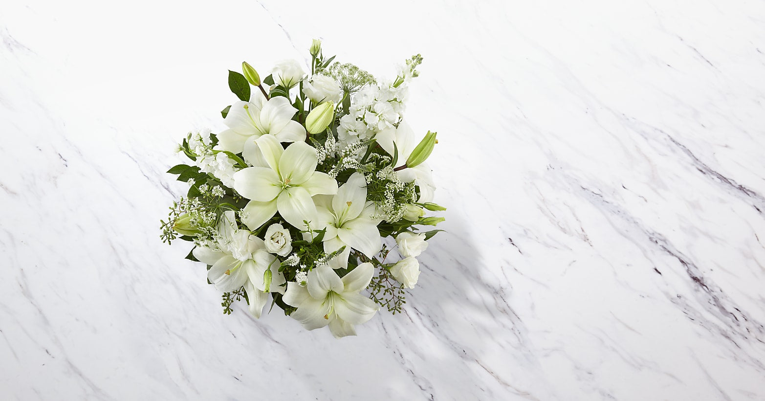 Alluring Elegance Bouquet - Image 2 Of 2