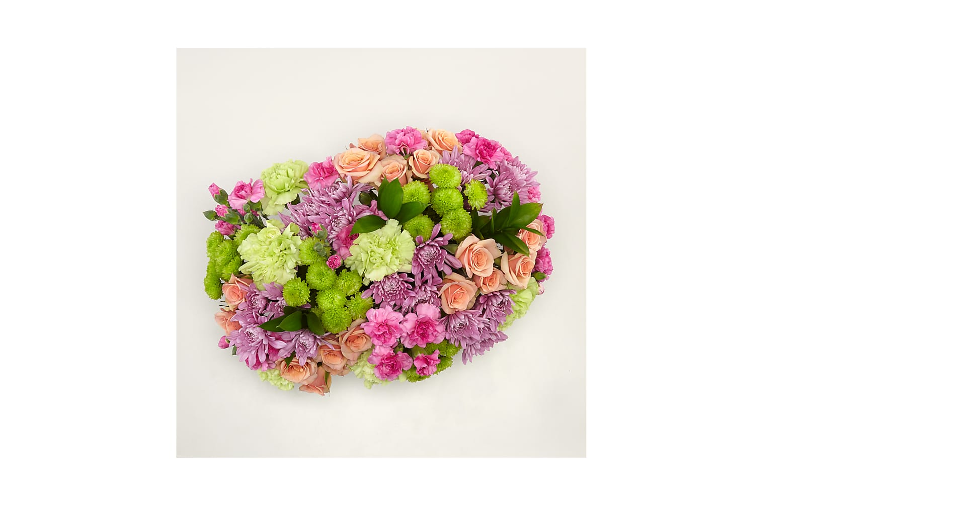 Simple Charm Bouquet - Image 2 Of 4