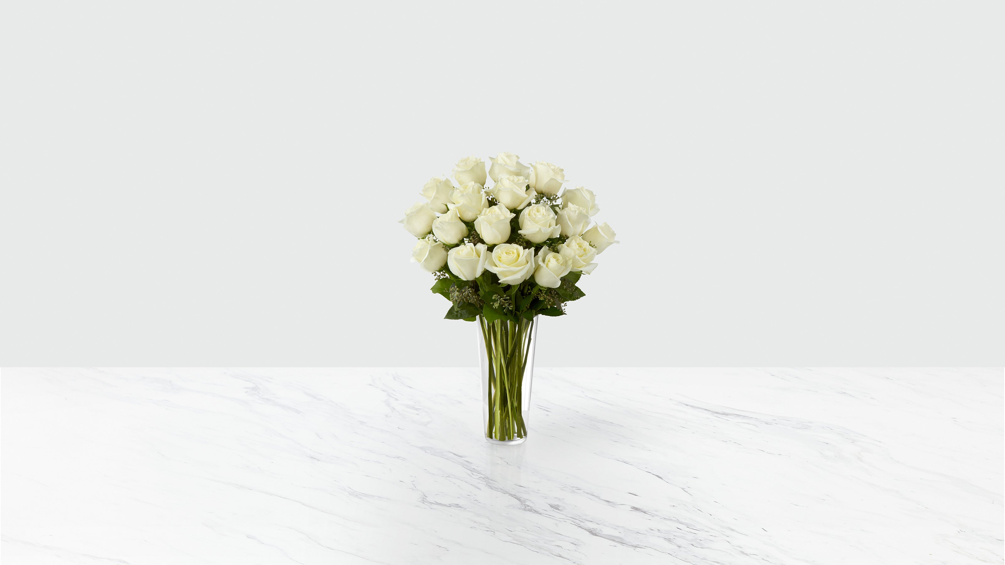 White Roses Beautiful White Rose Bouquets Delivered By Ftd