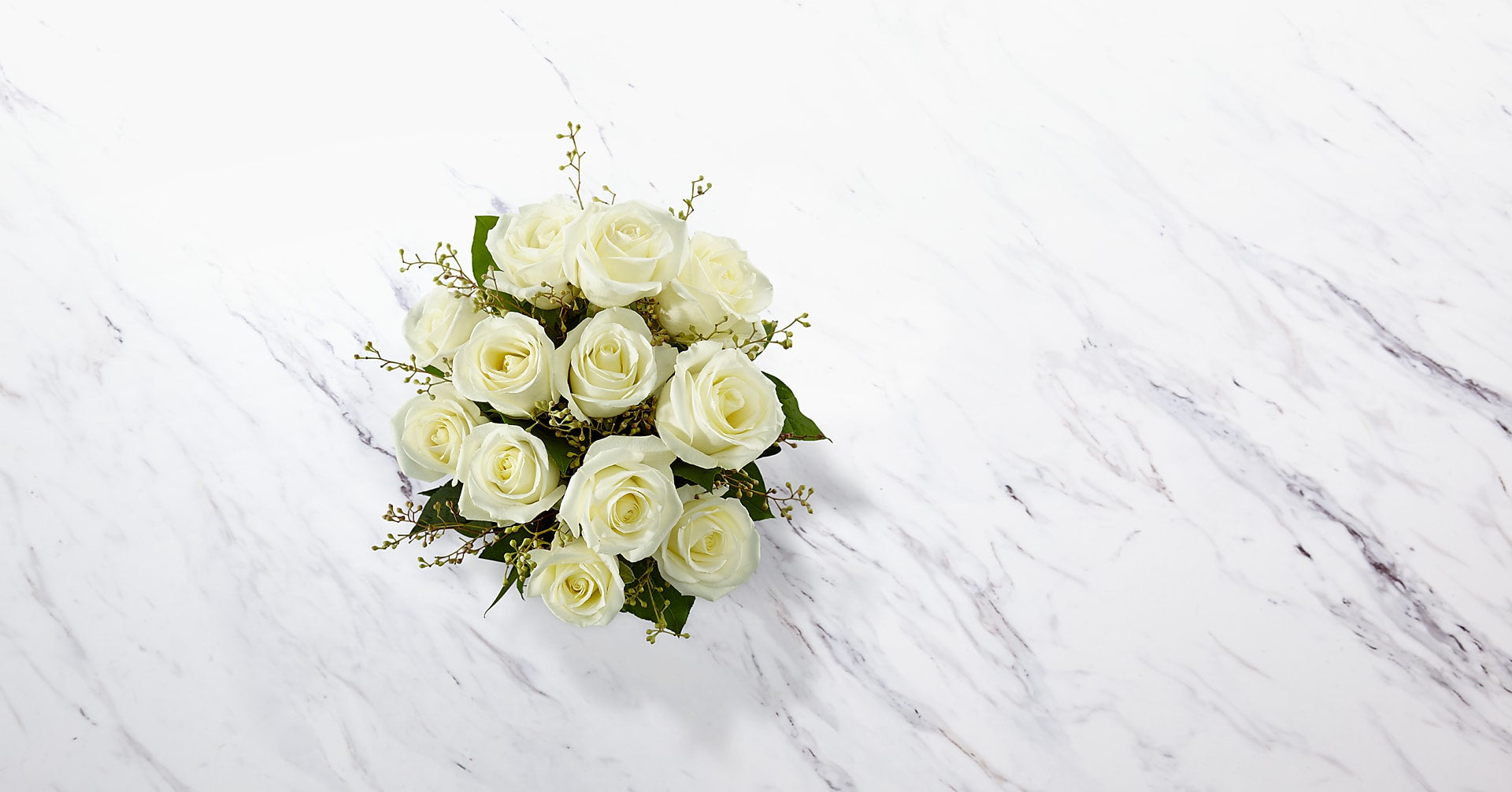 The White Rose Bouquet - Image 2 Of 2