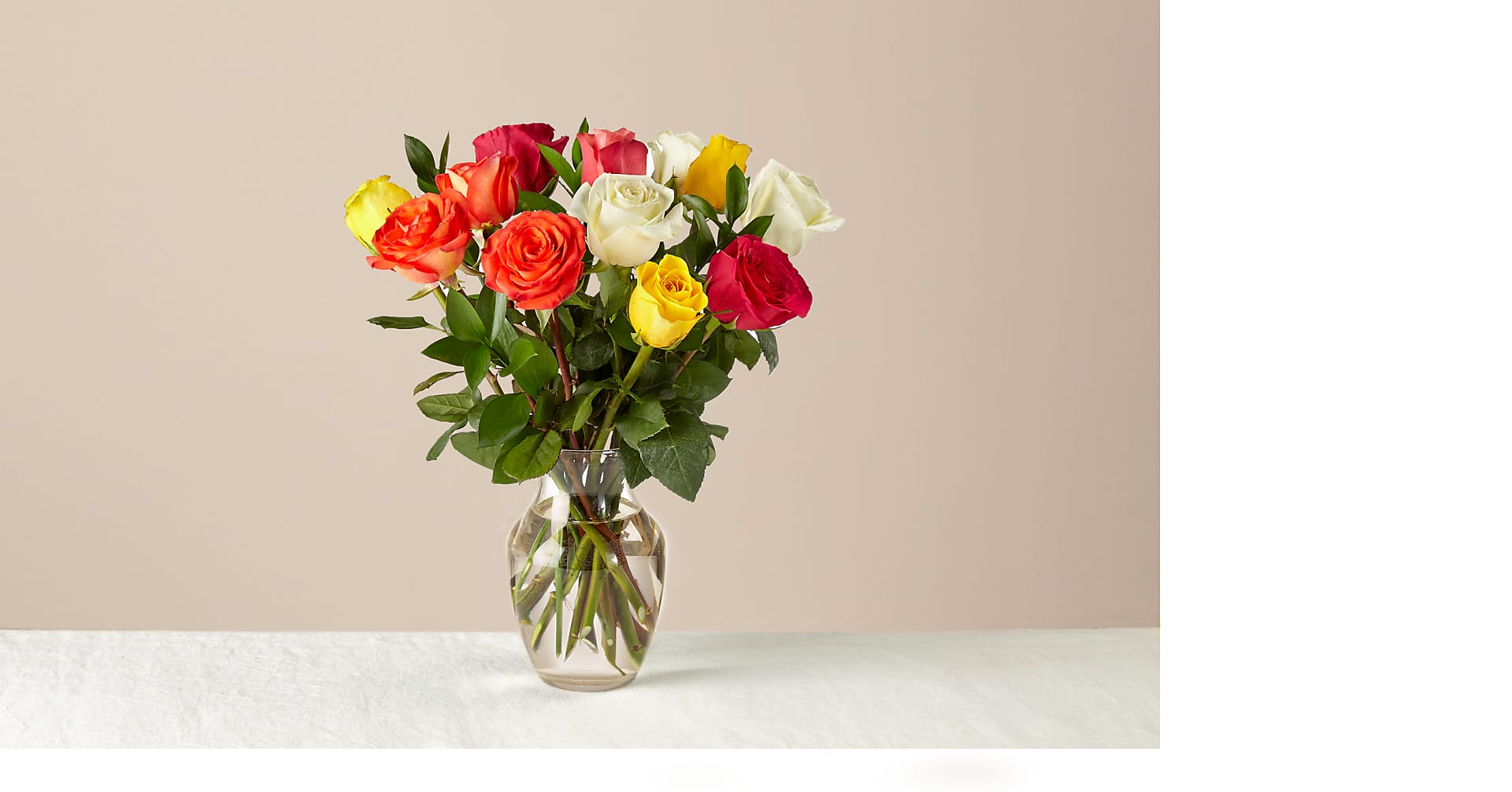 Mixed Roses - Image 1 Of 6