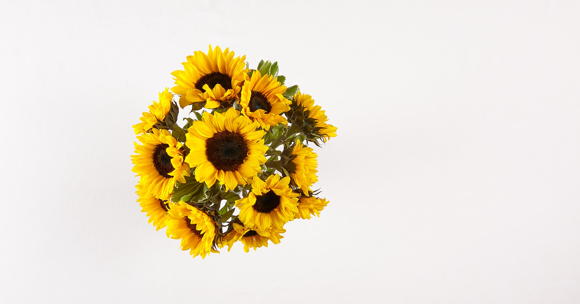 Honey Bee Sunflower Bouquet - Image 3 Of 4