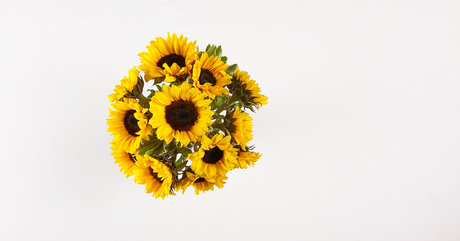 Endless Summer Sunflower Bouquet - Image 3 Of 4