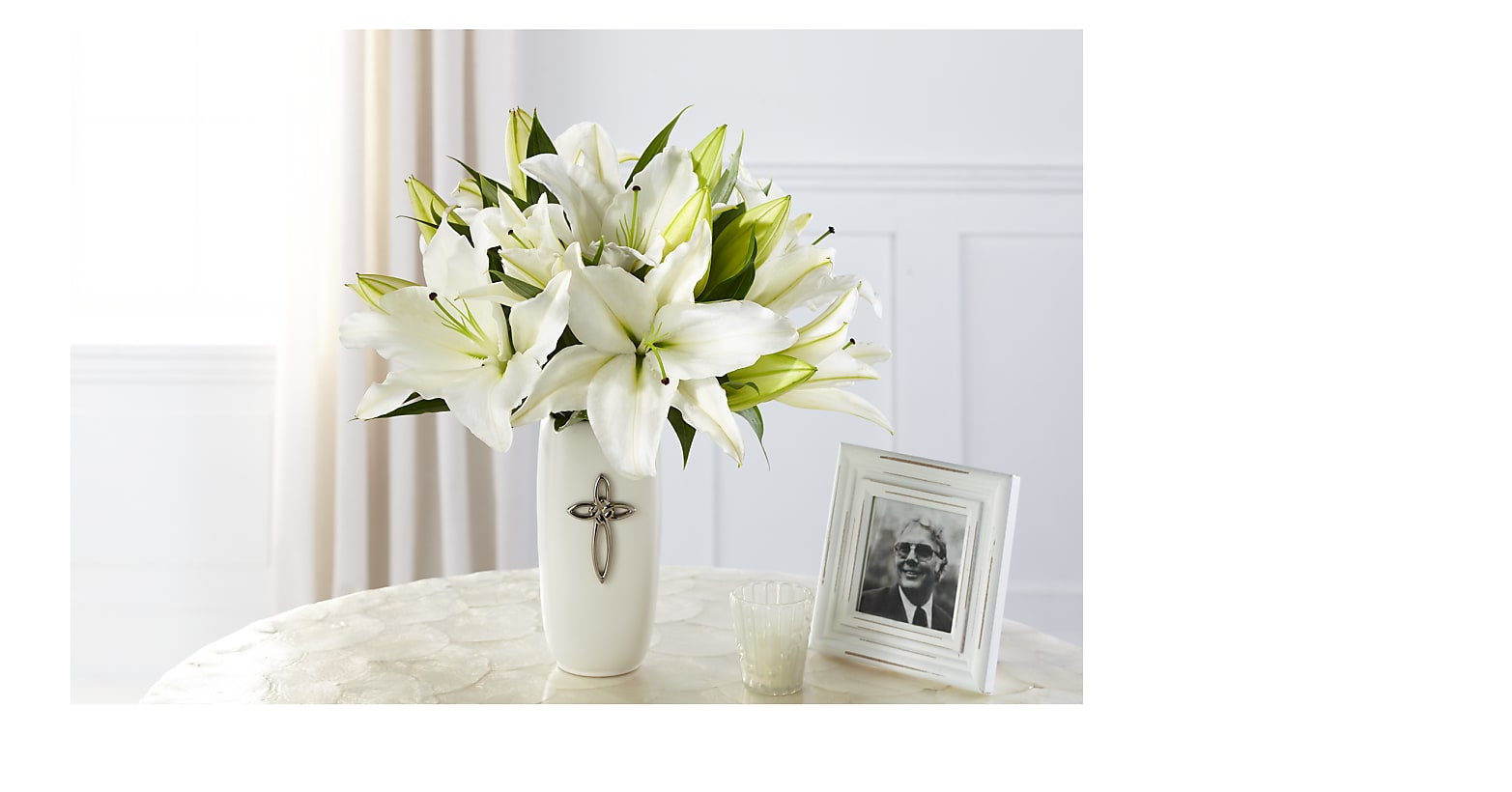 Faithful Blessings Bouquet - Image 1 Of 4