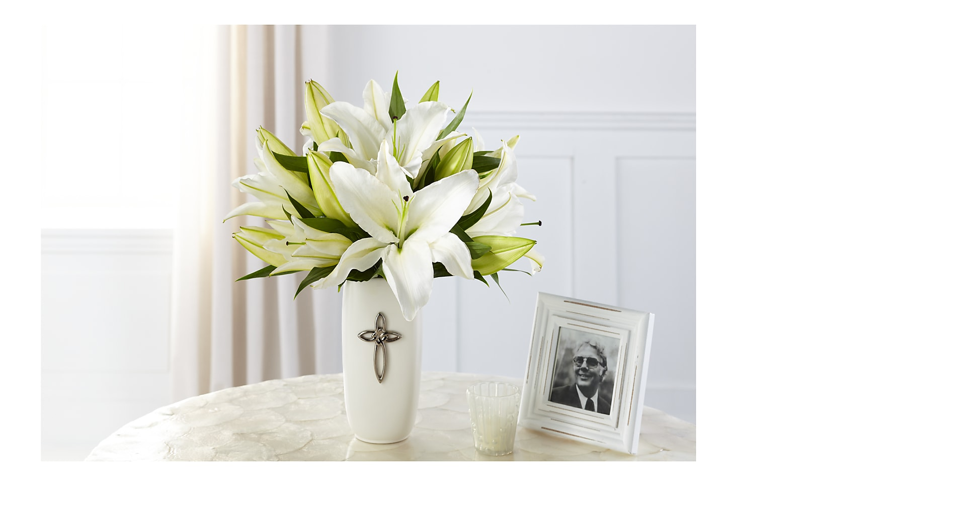 Faithful Blessings Bouquet - Image 1 Of 3