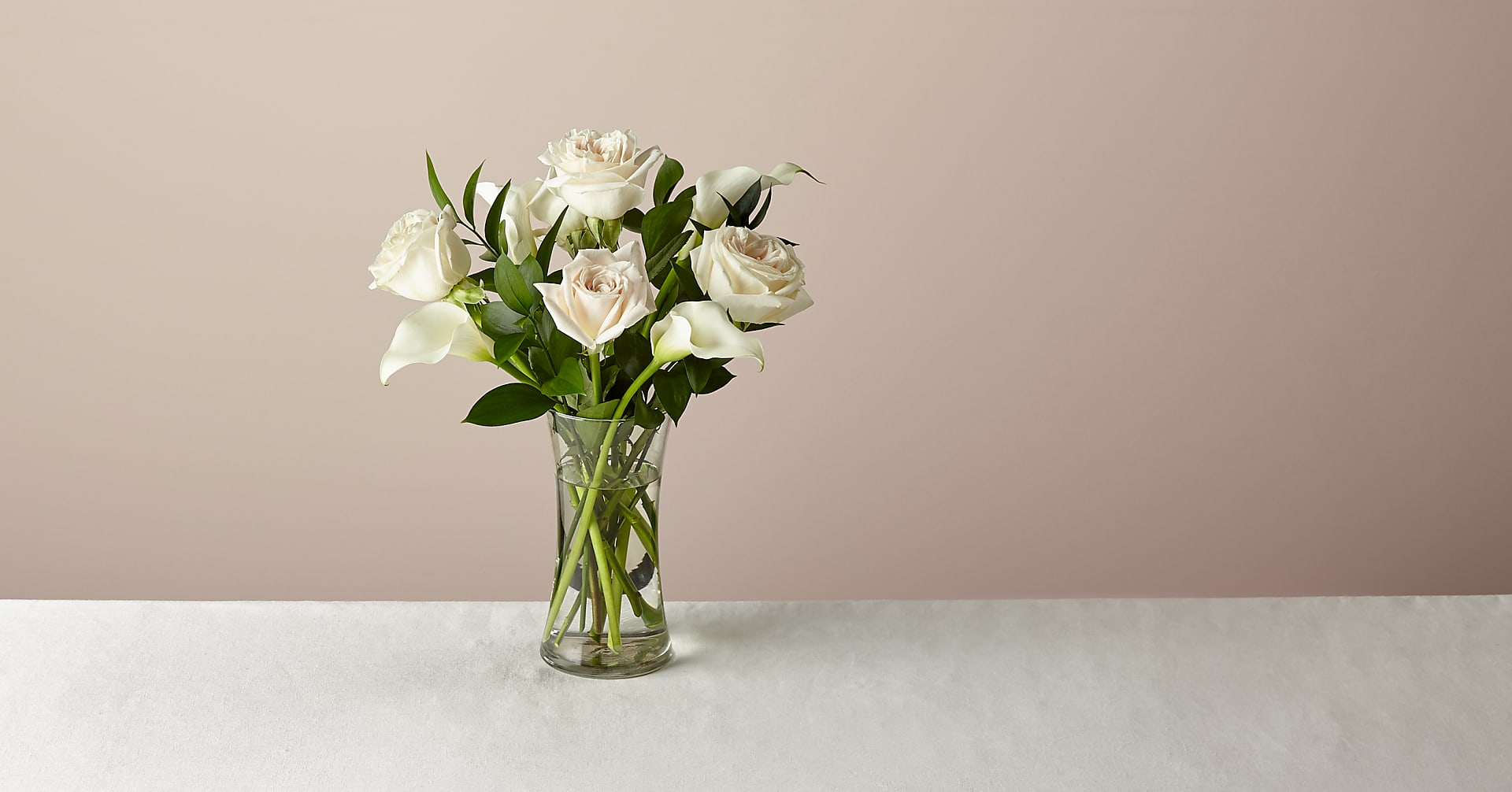 Endless Elegance Bouquet - VASE INCLUDED - Image 1 Of 4