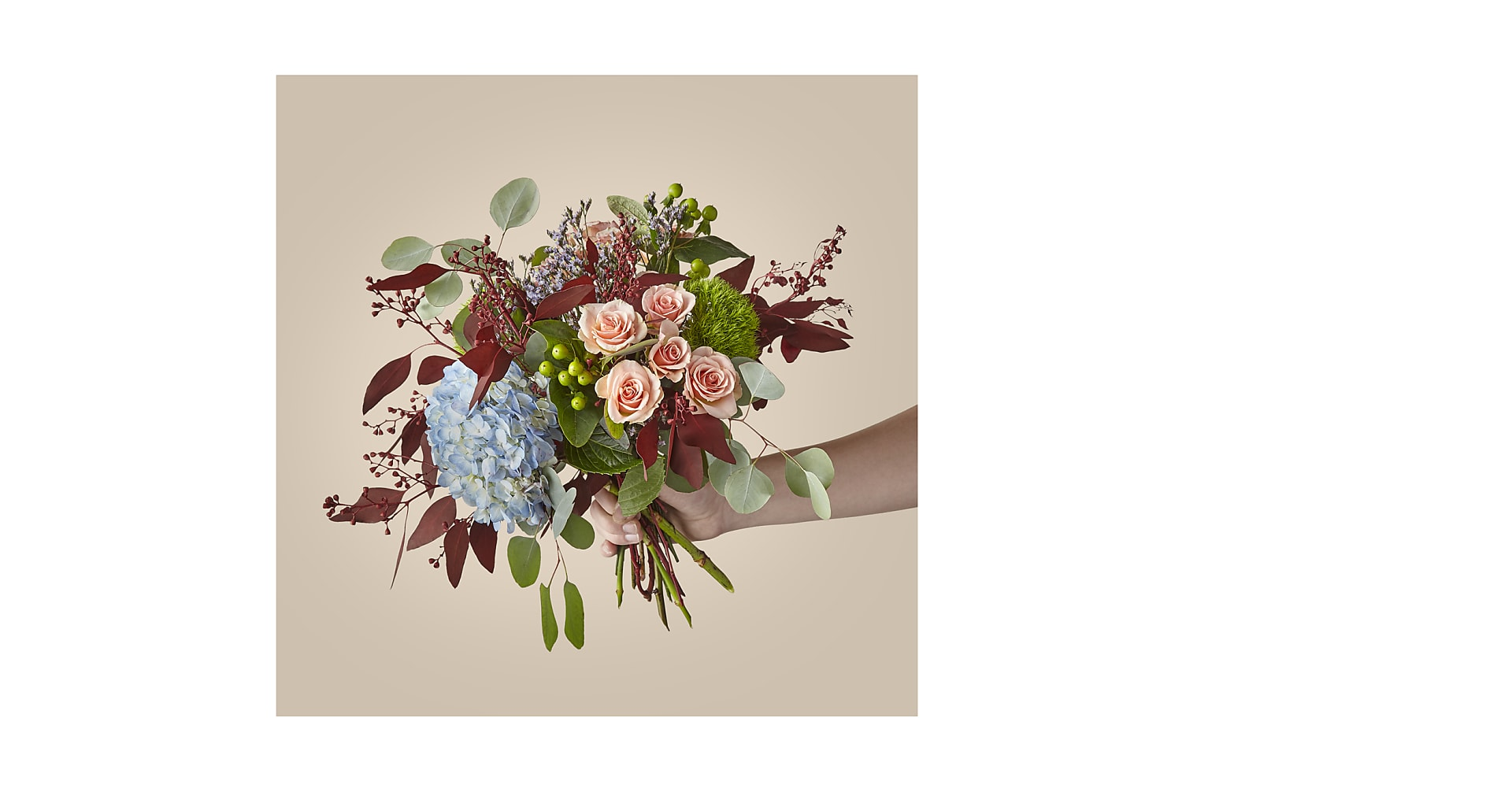 The Ty Bouquet with St. Jude - Image 1 Of 2