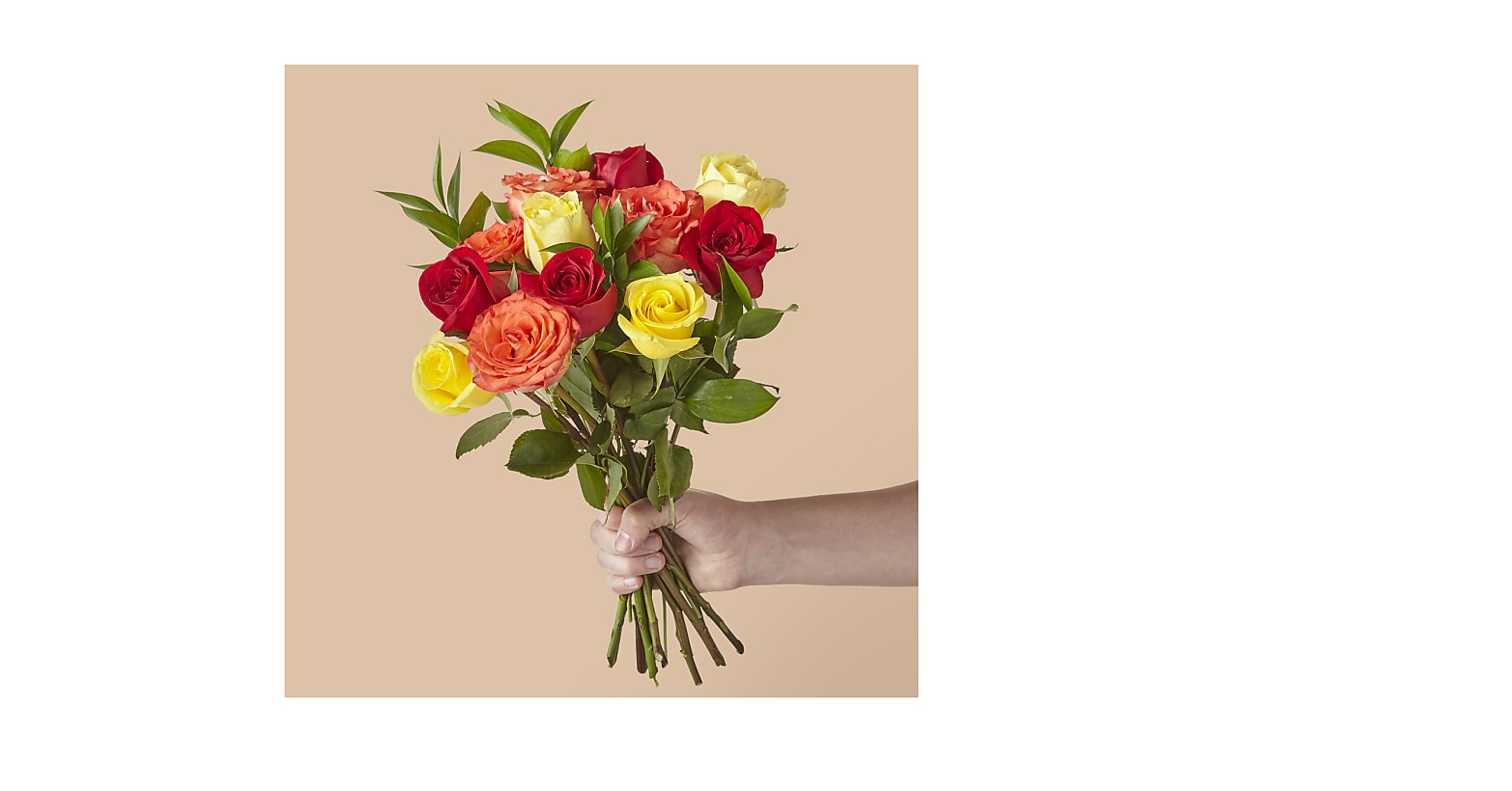 Bright Orchard Bouquet - Image 1 Of 2