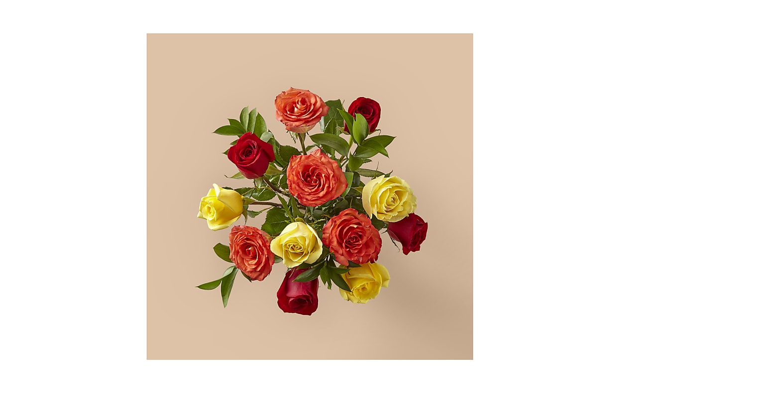 Bright Orchard Bouquet - Image 2 Of 2