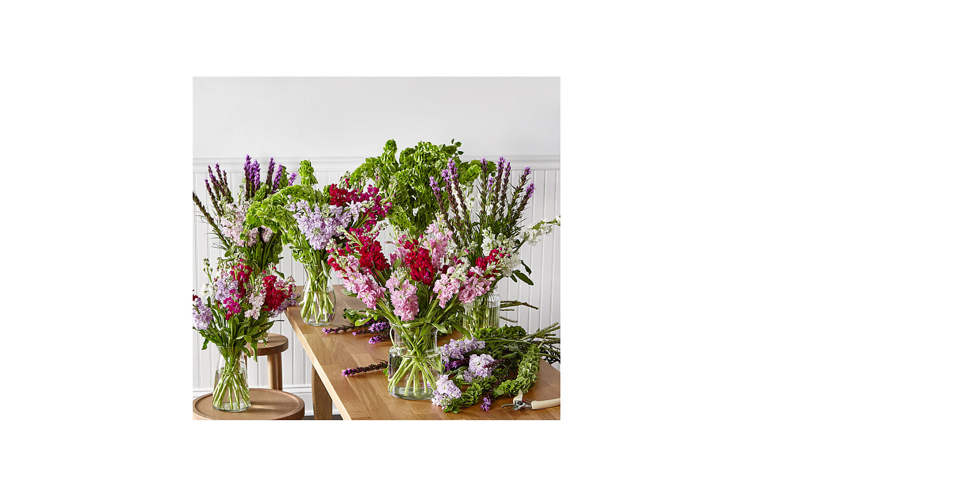 Tall & Textured Bulk Blooms - Image 3 Of 5