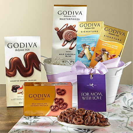 Godiva Galore For Mom Gift Box