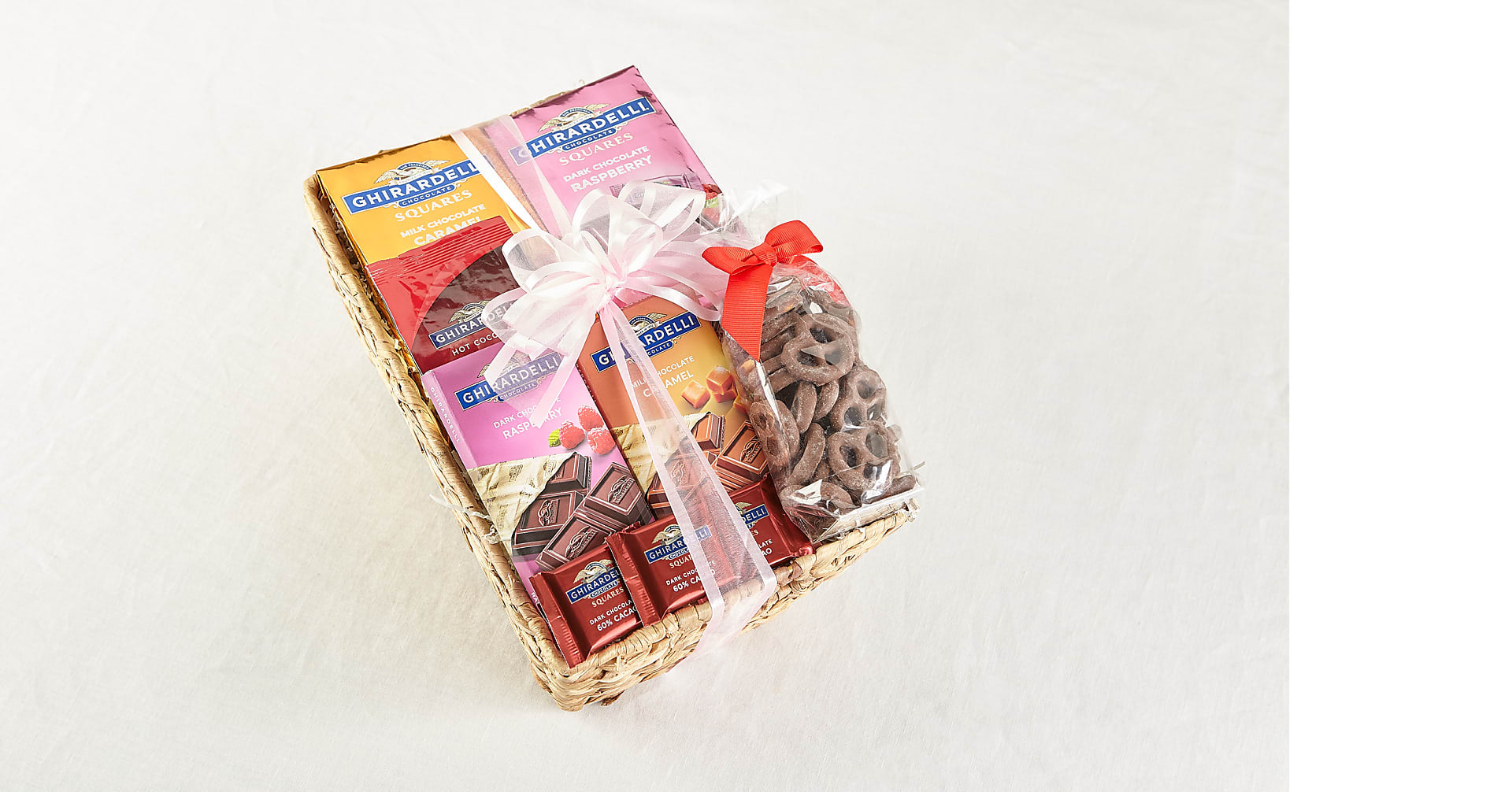 Ghirardelli® Mother's Day Gift Basket - Image 2 Of 2