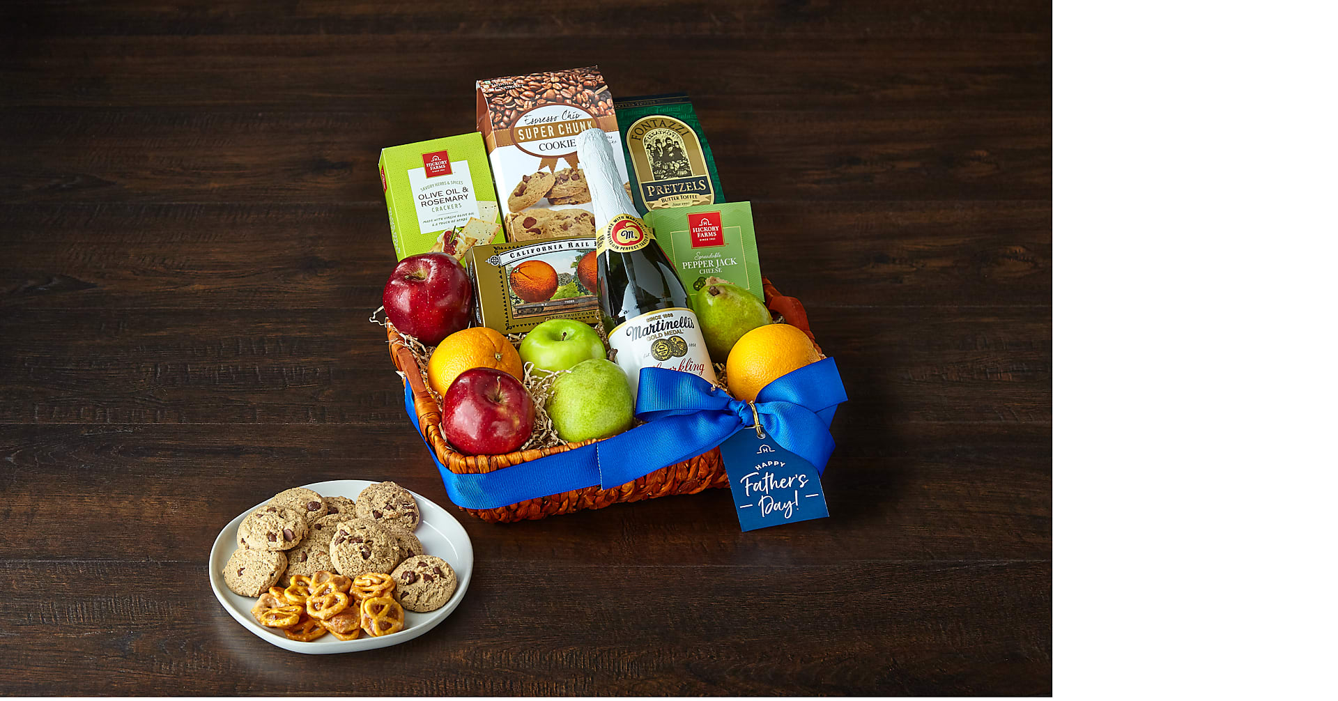 Happy Father's Day Gourmet Gift Basket
