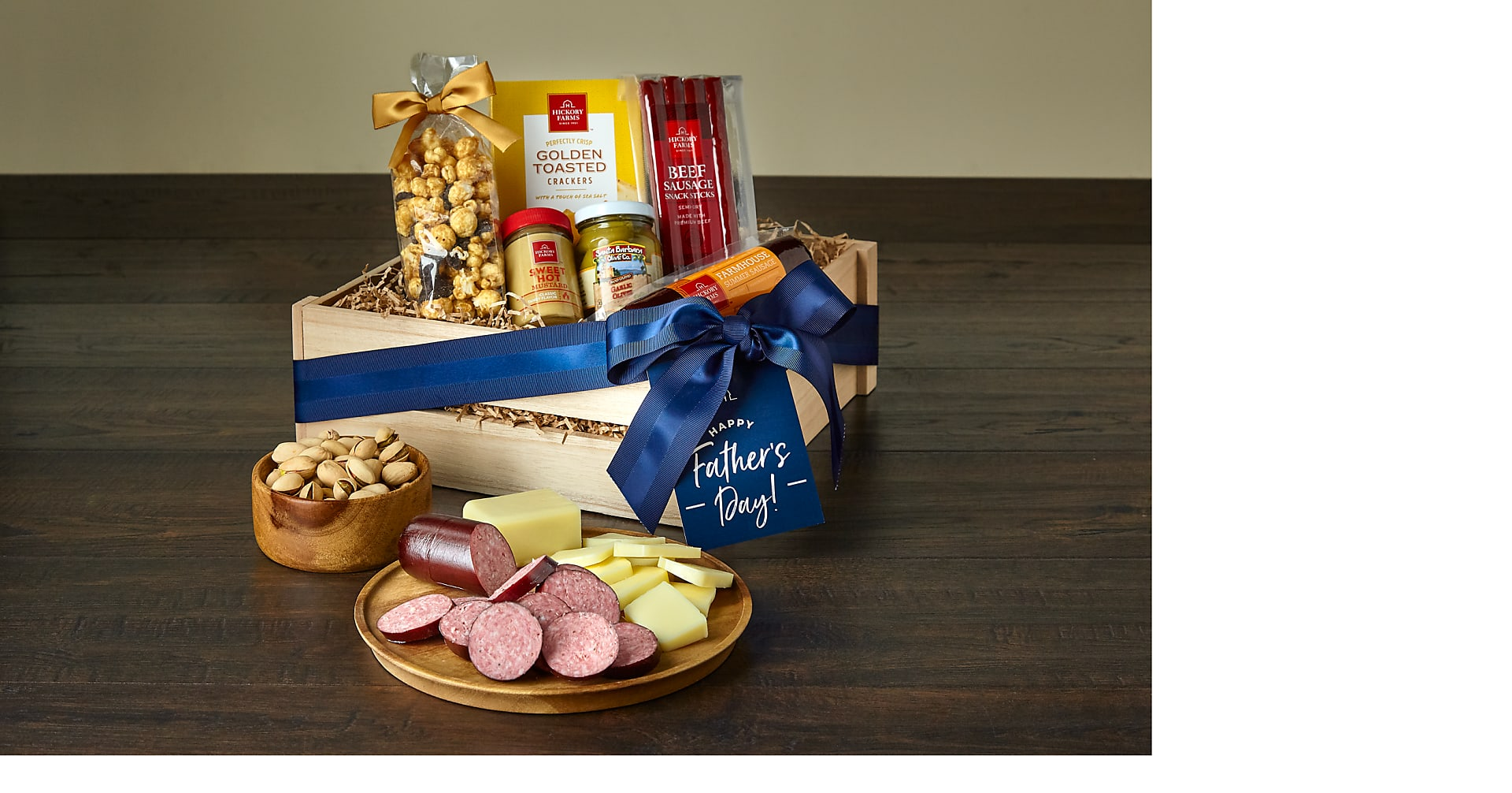 Meat Lovers Crate For Dad