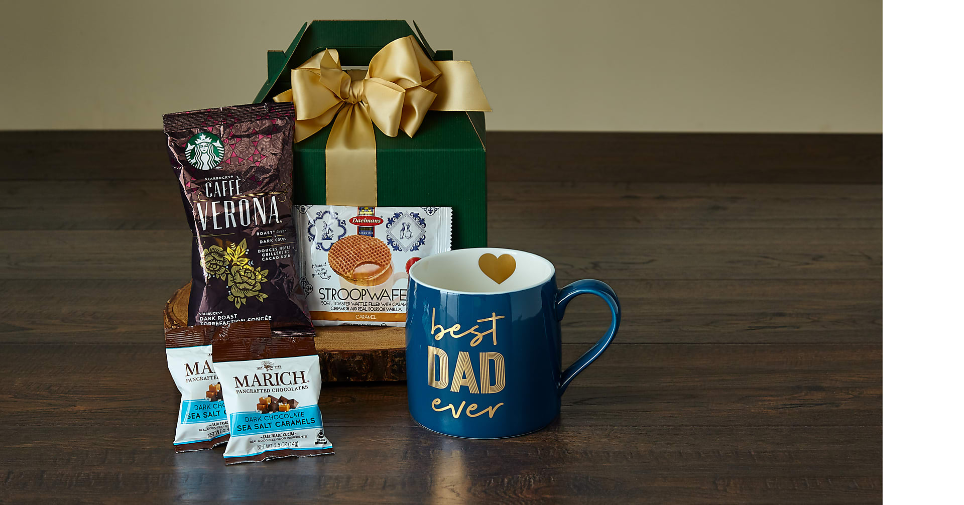 Best Dad Ever Gift Box