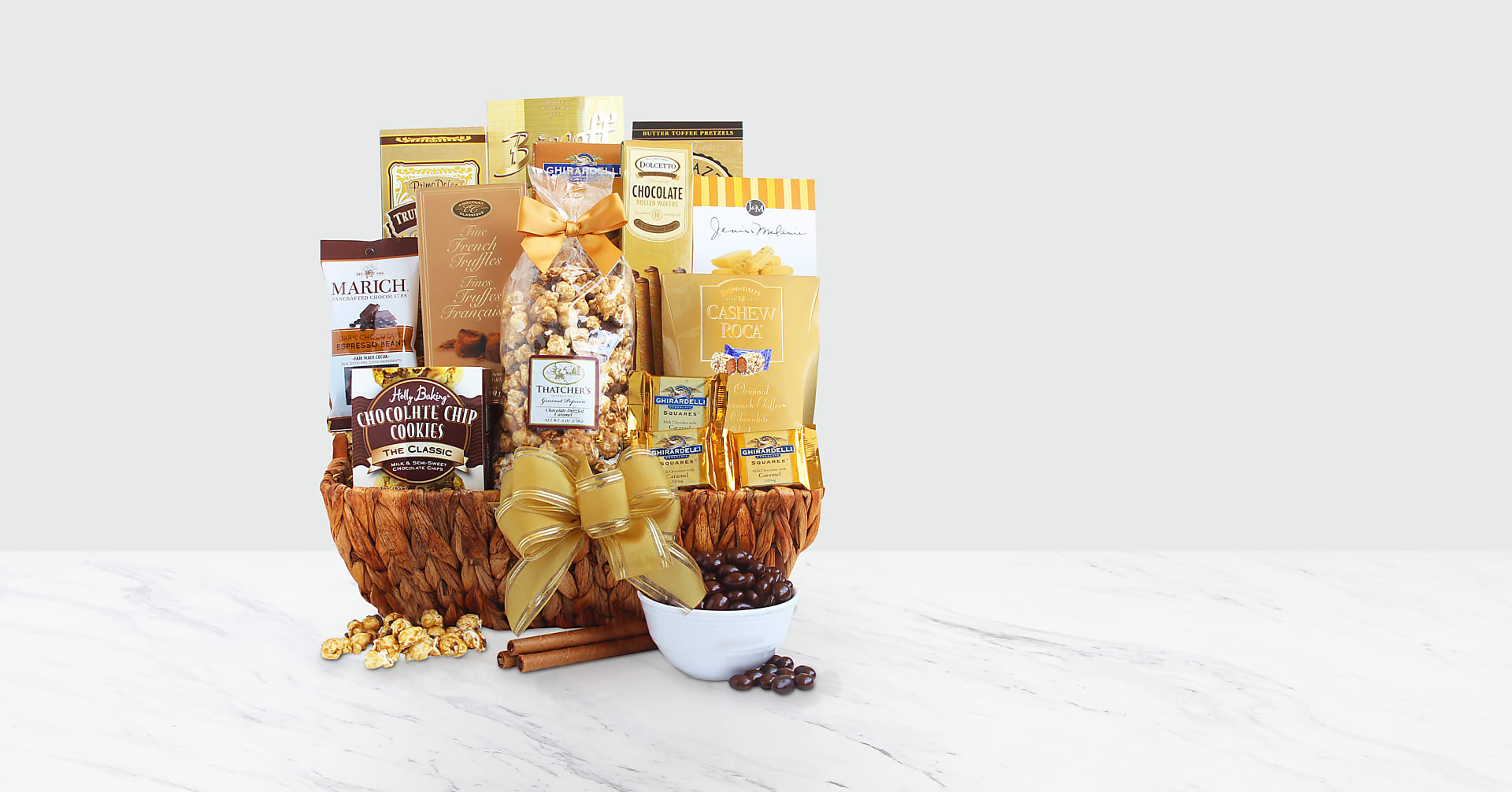 Golden Gourmet for every Occasion