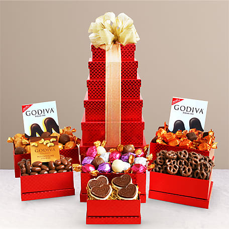a0aef357d813 Valentine s Day Gift Baskets - Send Valentines Gifts with FTD