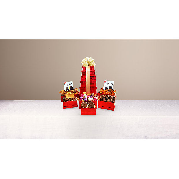 So Sweet Godiva® Gift Tower
