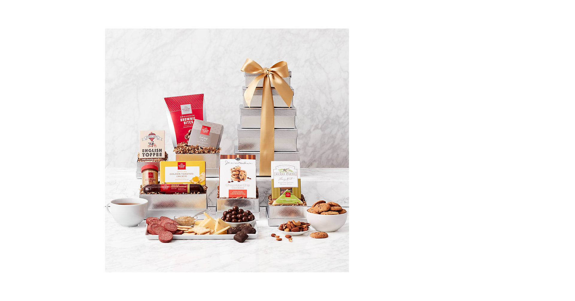 Shimmering Seasons Gourmet Tower - Image 1 Of 2