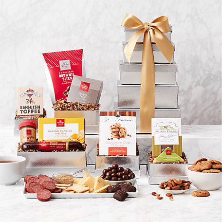Christmas Gift Baskets 2019.Christmas Gift Baskets Send 2019 Gourmet Christmas Gift Baskets