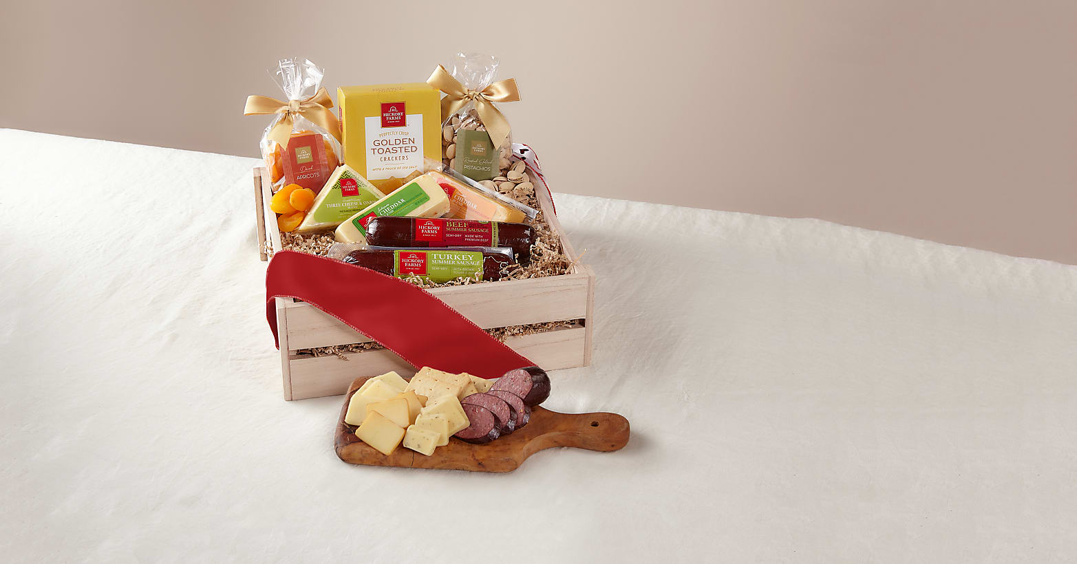 Valentine's Day Charcuterie Gift Crate - Original - Image 1 Of 2