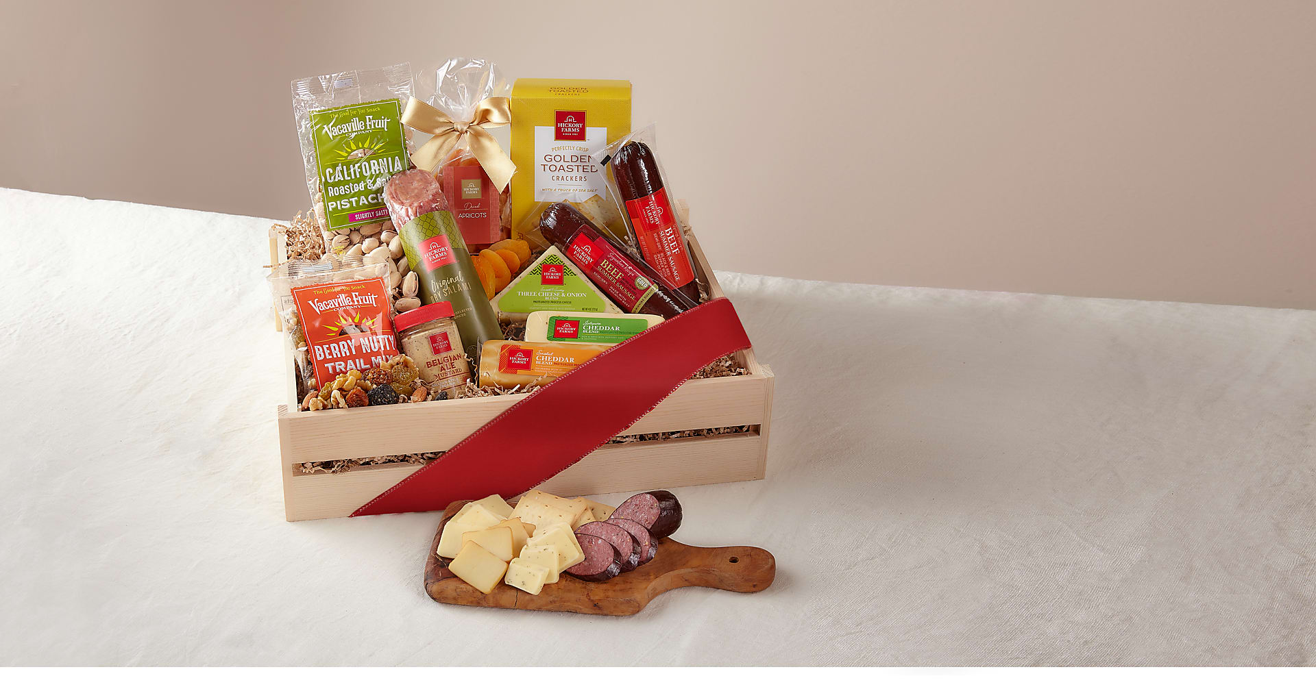 Valentine's Day Charcuterie Gift Crate - Image 1 Of 2