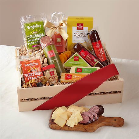 Food Gift Baskets Delivered Locally by FTD